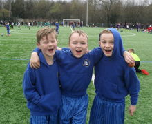 Year 5 football tournament 30