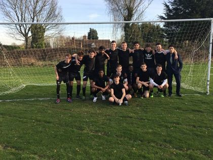 2017 6th form boys football