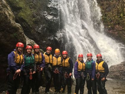 2017 Geography Field Trip to Snowdonia
