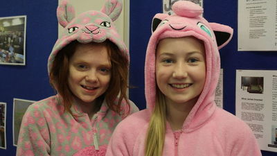 Year 7 Onesie Day for Teenage Cancer Trust