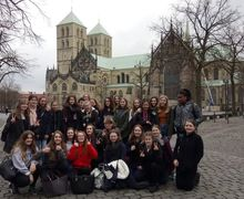 German exchange 2017 muenster