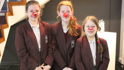 Red Nose Day at Invicta