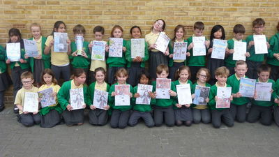 Eastborough School Celebration of Creative Writing