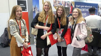 Year 12 Visit the UCAS Higher Education Fair