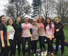 2017 colour run march 1
