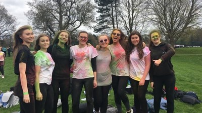World Challenge Colour Run