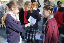 Year 6 treasure hunt 7