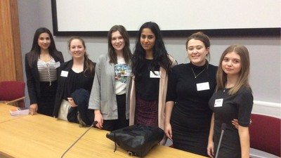 Invicta wins Regional Finals of Debating Matters