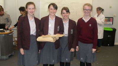 Salters' Chemistry Festival Success