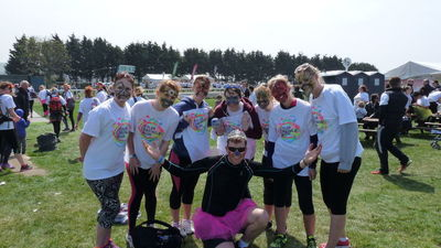 Brighton Colour Run