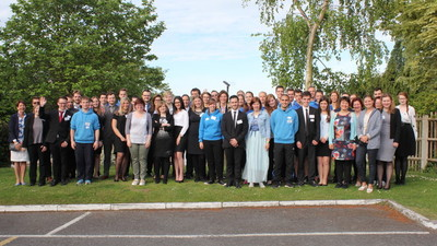 Belgium Student Teachers Visit Invicta