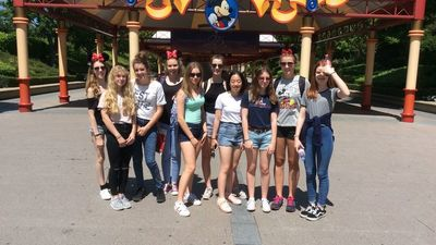 Year 10 Rewards visit to Disneyland Paris