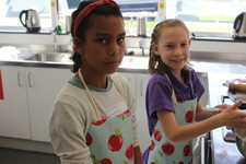 Year 5 invicta bake off 8