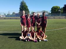 Year 7 rounders