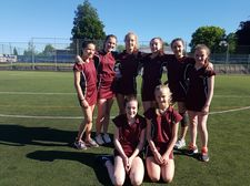 Year 8 rounders