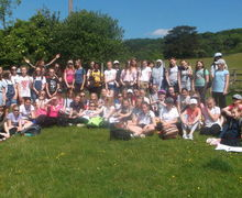 Year 7 boxley trip 17