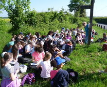 Year 7 boxley trip 27