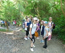 Year 7 boxley trip 42