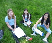 Year 7 boxley trip 83