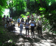 Year 7 boxley trip 136