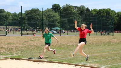On Saturday, we hosted a Year 5 Taster Day.