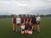 Year 9 rounders july