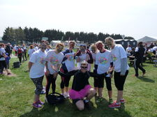 Royal marsden colour run 4