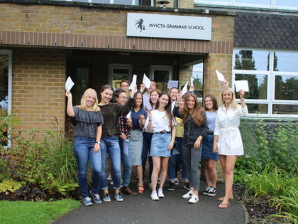 2017 A Level Results