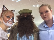 English staff roald dahl day 1