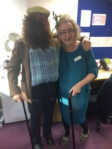 English staff roald dahl day 2