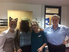 English staff roald dahl day 4