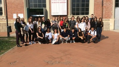 2017 Fashion Design Trip, Italy - Blog One