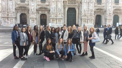 2017 Fashion Design Trip to Italy - Blog Three