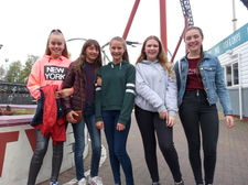 Choir at thorpe park 2