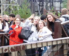 Choir at thorpe park 20