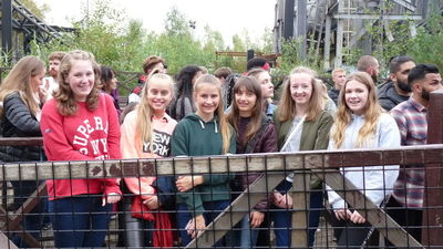 Choir Visit to Thorpe Park