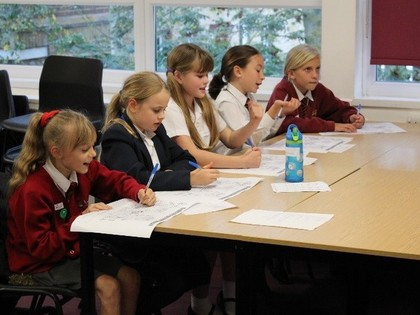 2017 Year 5 History Workshop