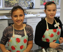 Year 5 food tech 9