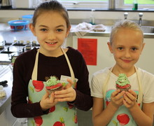 Year 5 food tech 11
