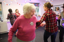 Over 60s barn dance 34