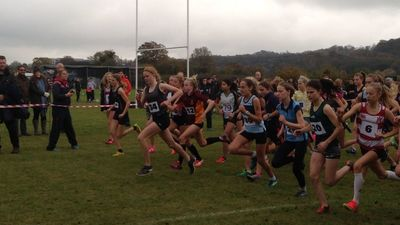 English Schools Cross-Country Cup 2017