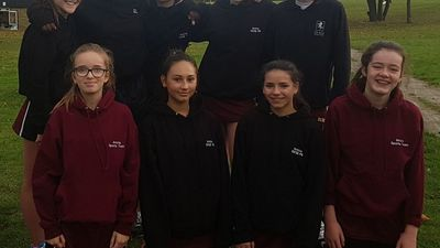 Year 9 Netball U14 County Tournament