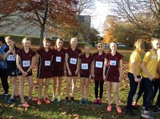 Juniors cross country