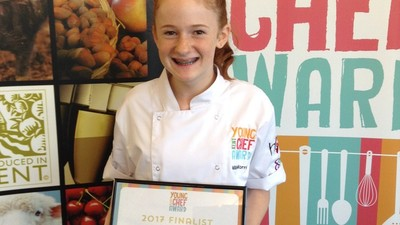 Kent Young Chef Award