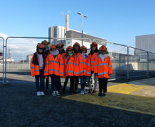 Year 8 stem dungeness 3