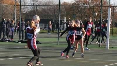 U19 County Finals Netball Tournament