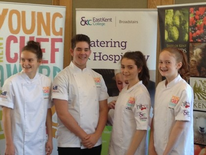 2017 Kent Young Chef Award