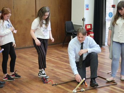 Year 5 physics workshop 15