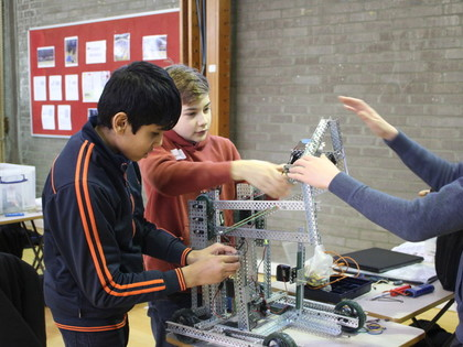 2018 VEX Robotics 23 January