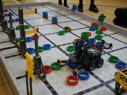 2018 VEX Robotics 24 January